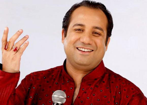 Rahat Fateh Ali Khan at Event Center Arena