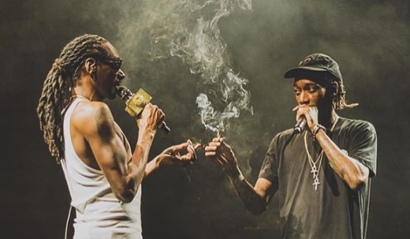 Snoop Dogg & Wiz Khalifa at Event Center Arena