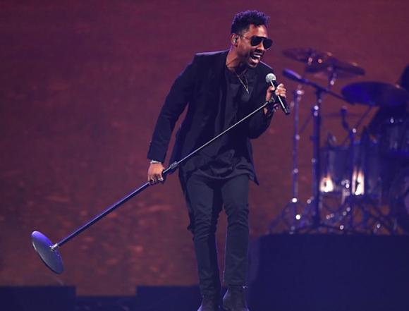 Miguel at Event Center Arena