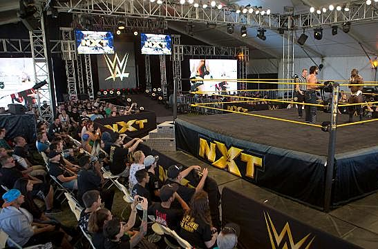 WWE: NXT Live at Event Center Arena