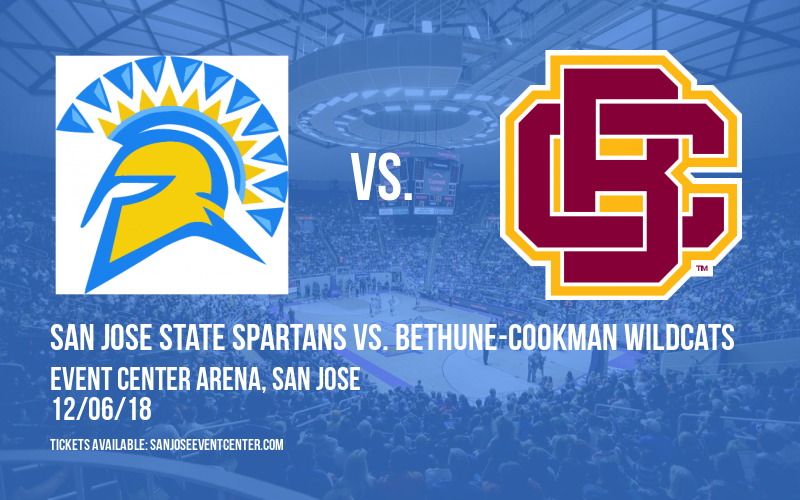 San Jose State Spartans vs. Bethune-Cookman Wildcats at Event Center Arena