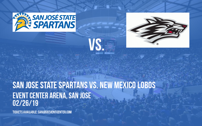 San Jose State Spartans vs. New Mexico Lobos at Event Center Arena