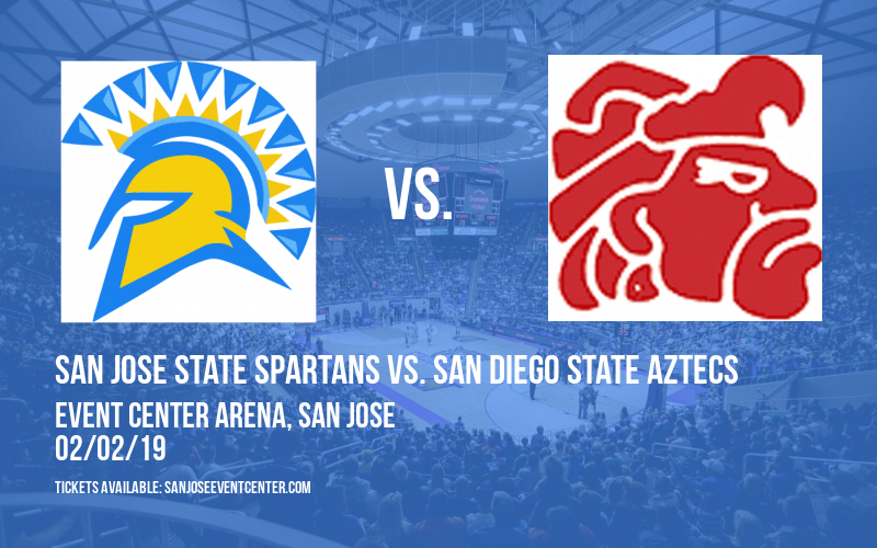 San Jose State Spartans vs. San Diego State Aztecs at Event Center Arena