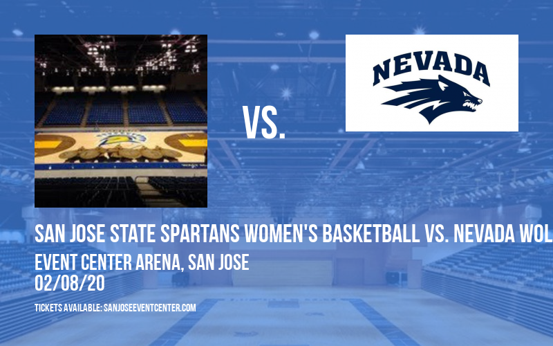 San Jose State Spartans Women's Basketball vs. Nevada Wolf Pack at Event Center Arena