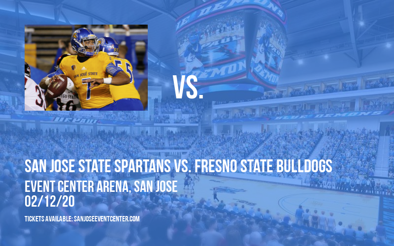 San Jose State Spartans vs. Fresno State Bulldogs at Event Center Arena