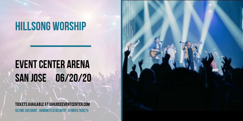 Hillsong Worship at Event Center Arena