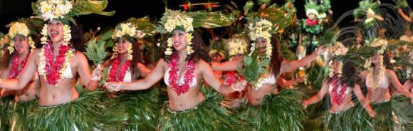 Tahiti Fete at Event Center Arena