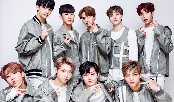 Stray Kids at Event Center Arena