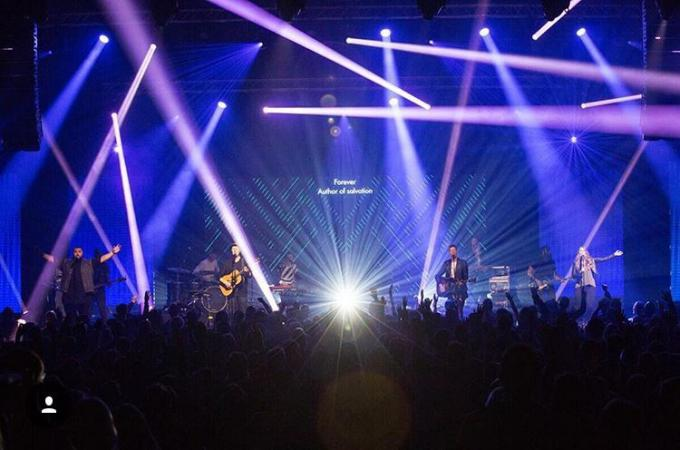 Hillsong Worship [POSTPONED] at Provident Credit Union Event Center